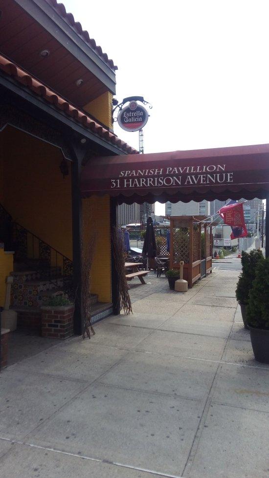 Spanish Pavillion Restaurant Harrison Nj