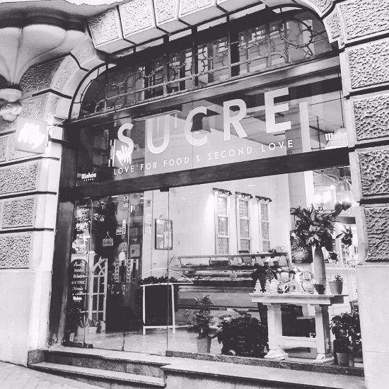 Sucre Salon De Te Madrid Jeronimos Restaurant Reviews Photos
