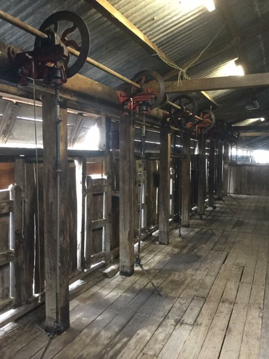 The Woolshed at Jondaryan