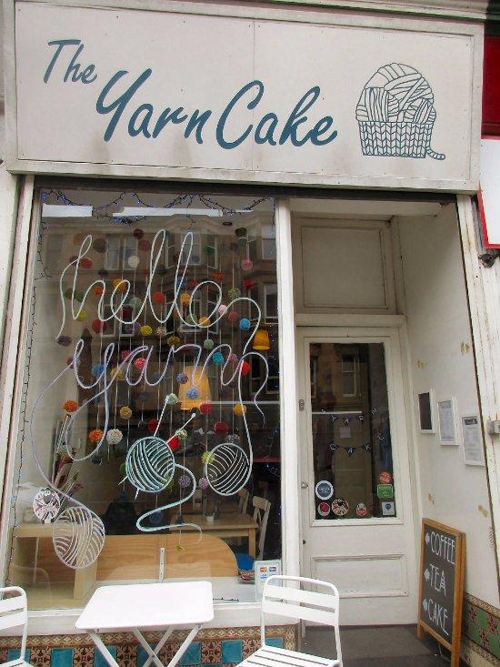The Yarn Cake Glasgow