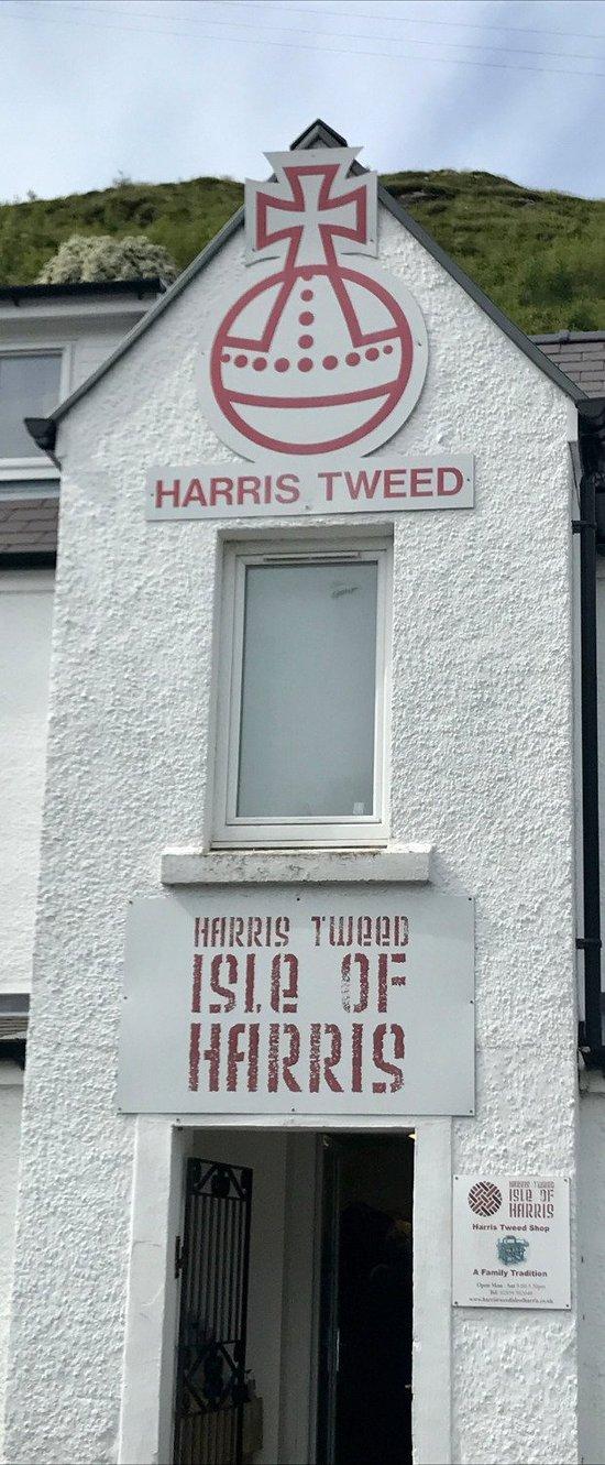 Harris Tweed Isle of Harris