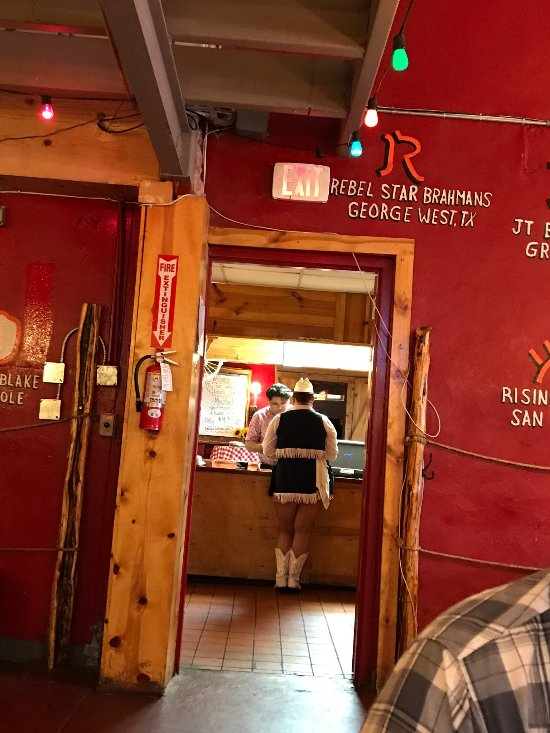 Little Red Barn Restaurant San Antonio Menu