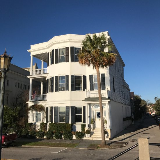 Charleston Sc Bed And Breakfast On The Water
