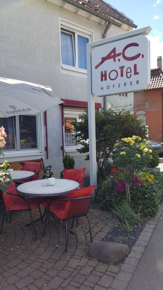 A C Hotel Hoferer D  Stuttgart
