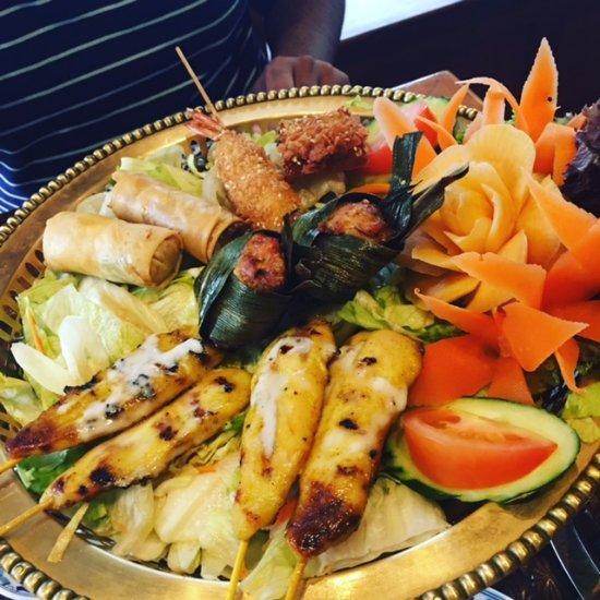 Thai Food Milton Keynes