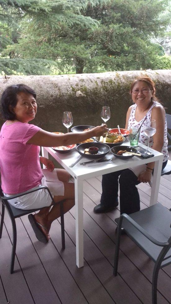 Jeab fine cuisine thai gen ve restaurant avis num ro for Ambiance cuisine geneve