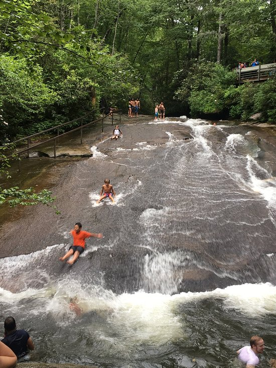 sliding rock nc map Sliding Rock Pisgah Forest 2020 All You Need To Know Before
