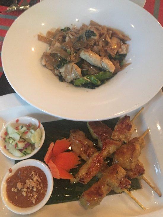 Thai Food Midtown Atlanta