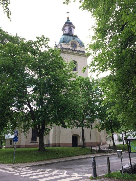 Detta hnder i kyrkorna i Gvle - Svenska kyrkan i Gvle