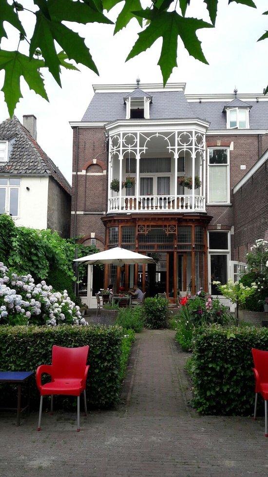 Hotel De Blauwe Pauw