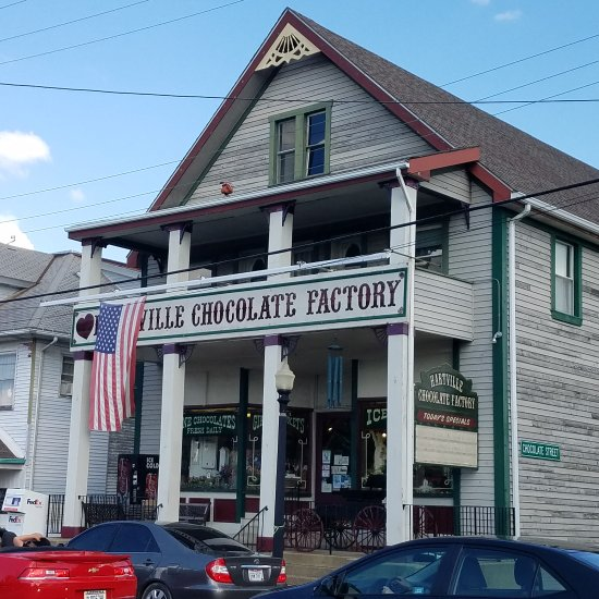 Hartville Chocolate Factory Ii 2020 All You Need To Know Before You Go With Photos Tripadvisor Hartville is a village in stark county, ohio, united states. hartville chocolate factory ii 2020