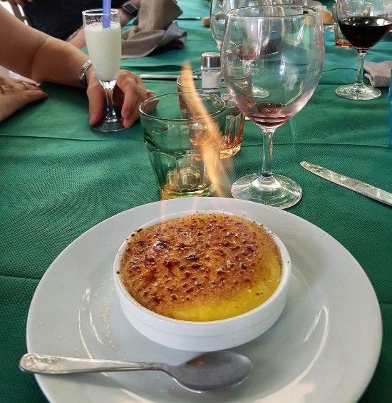 Ristorante da iolanda in genova con cucina cucina ligure for Cucina arredi genova