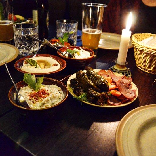 libanesiskt stockholm city