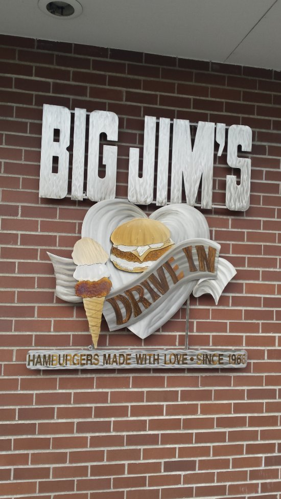 Big Jim S Drive In Restaurant The Dalles Or