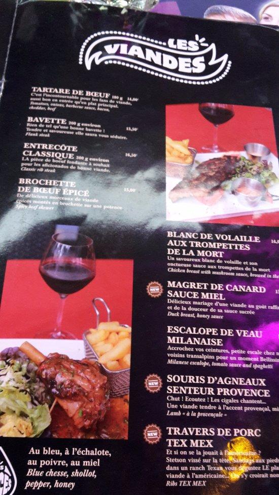 Le globe issoire 27 boulevard de la manliere for Restaurant issoire le jardin