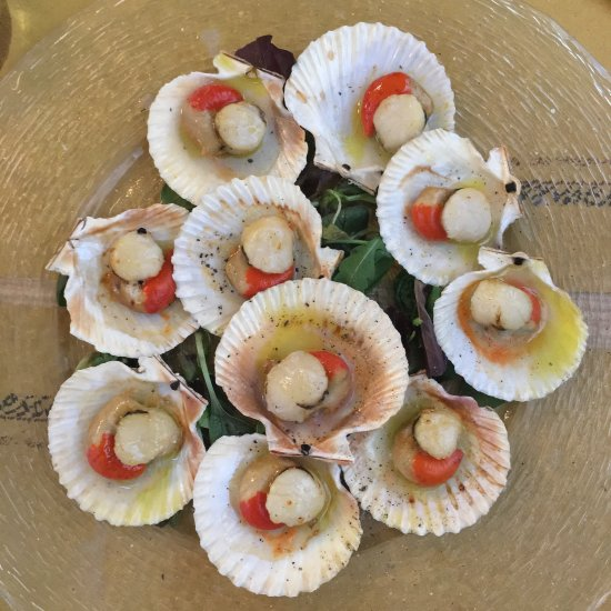 scallops veneto - photo#47