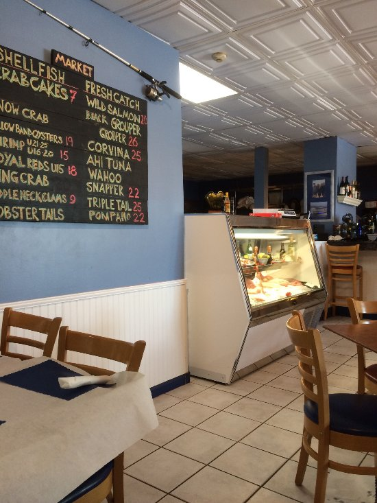 Fresh catch fish market and grill sarasota restaurant for Sarasota fish restaurants