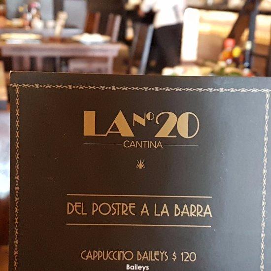 Cantina La No 20 Mexico City Calle Andres Bello 10