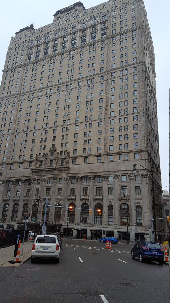 The Westin Book Cadillac Detroit Updated 2018 Hotel