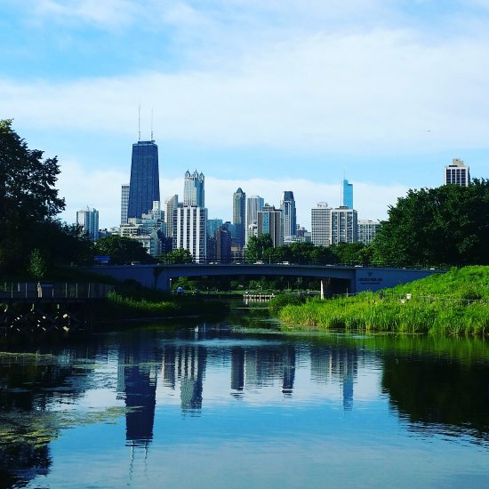 platser att ansluta sig till Chicago