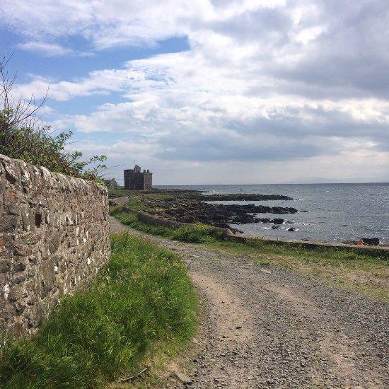 Portencross Castle West Kilbride Scotland Top Tips