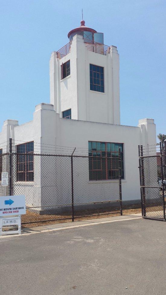 Hueneme lighthouse