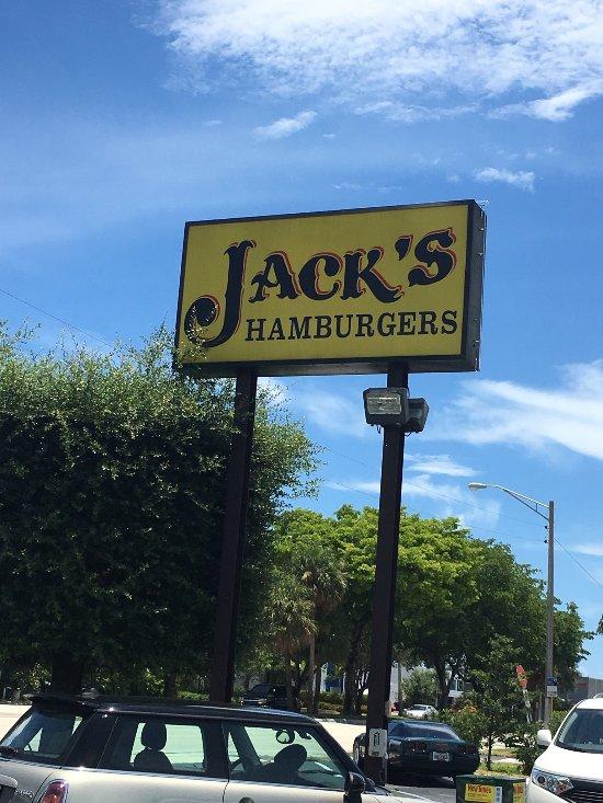 Jack S Old Fashion Hamburger Oakland Park Fl