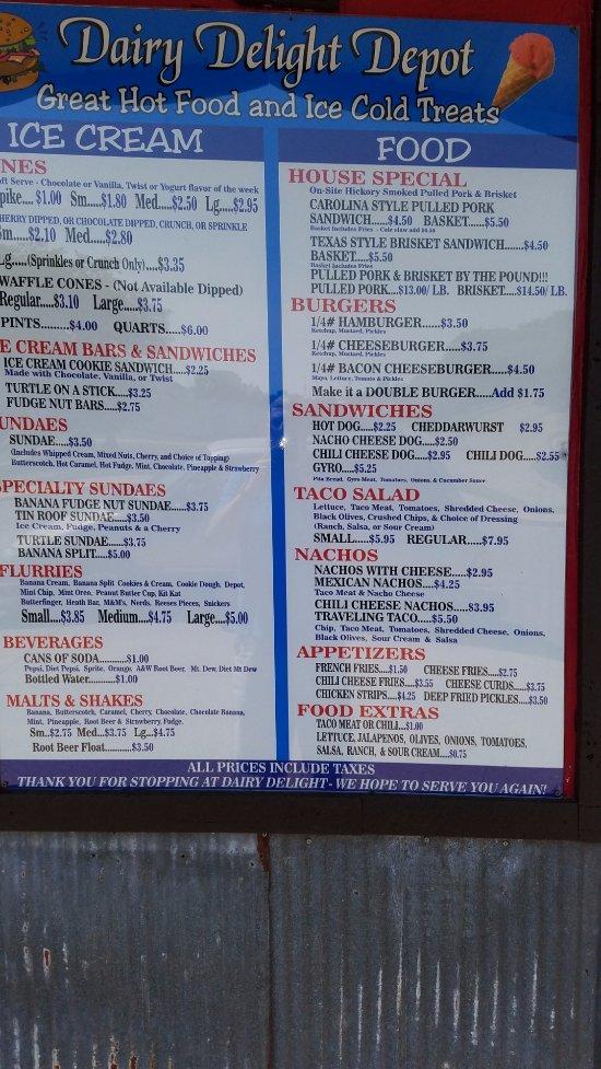dairy delite depot  suring - restaurant reviews  phone number  u0026 photos