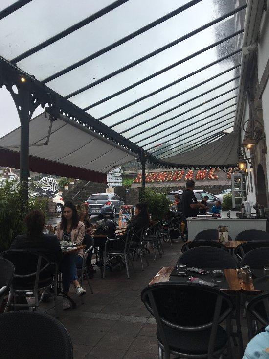 Cafe de la paix saint jean pied de port 4 place floquet - Saint jean pied de port restaurant gastronomique ...