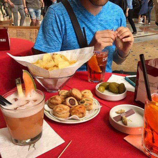Campari Italian Restaurant Reviews