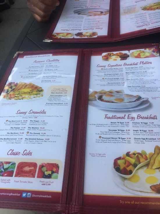 Breakfast Restaurants In Etobicoke Ontario