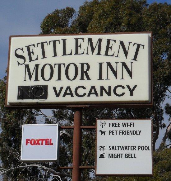 Settlement Motor Inn 2017 Prices Reviews Photos