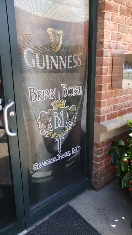 Brian Boru Restaurant Severna Park Maryland