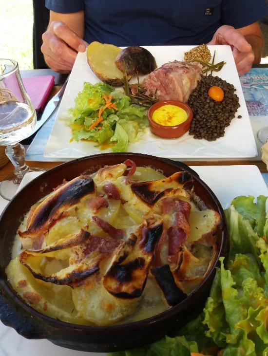 Restaurant Saint Dalmas Le Selvage