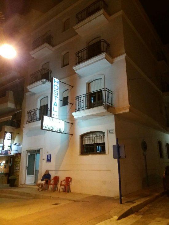 Hotel Villa De Garrucha