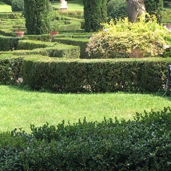 Palazzo giardino giusti verona italien omd men for B b giardino giusti verona