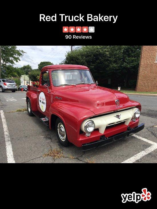 Red Truck Bakery, Warrenton - Menu, Prices & Restaurant ...