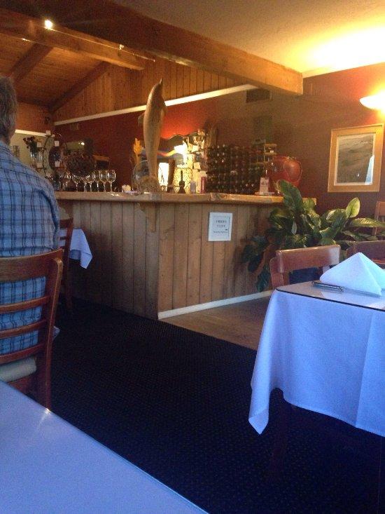 Manta Rey Restaurant San Simeon Menu