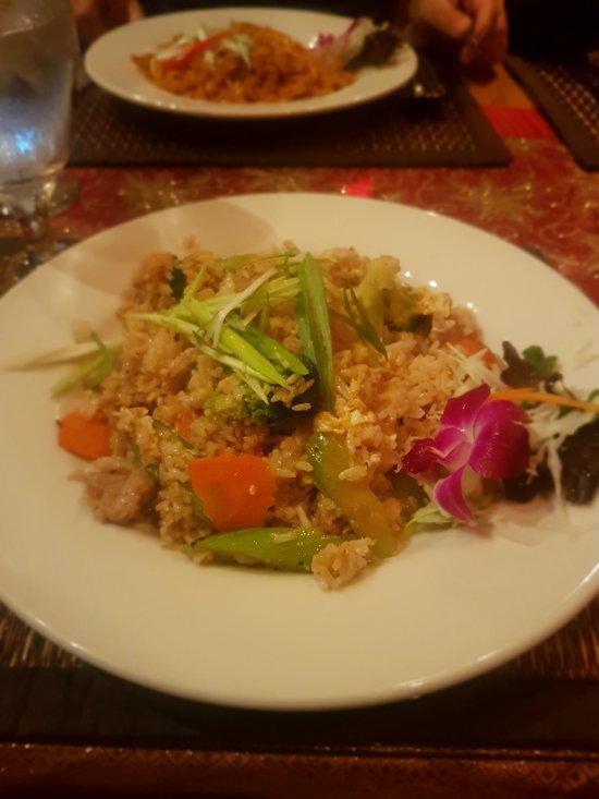 Thai Palace Restaurant Bradenton Fl