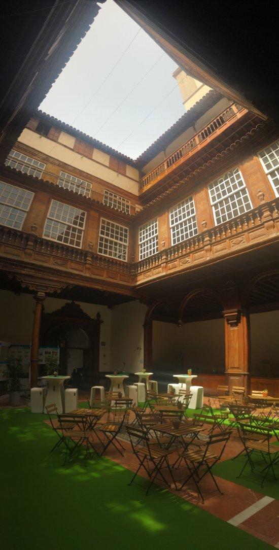 Palacio de la Carta