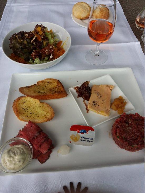 Le silex hauterive restaurant reviews phone number for Hauterive 03