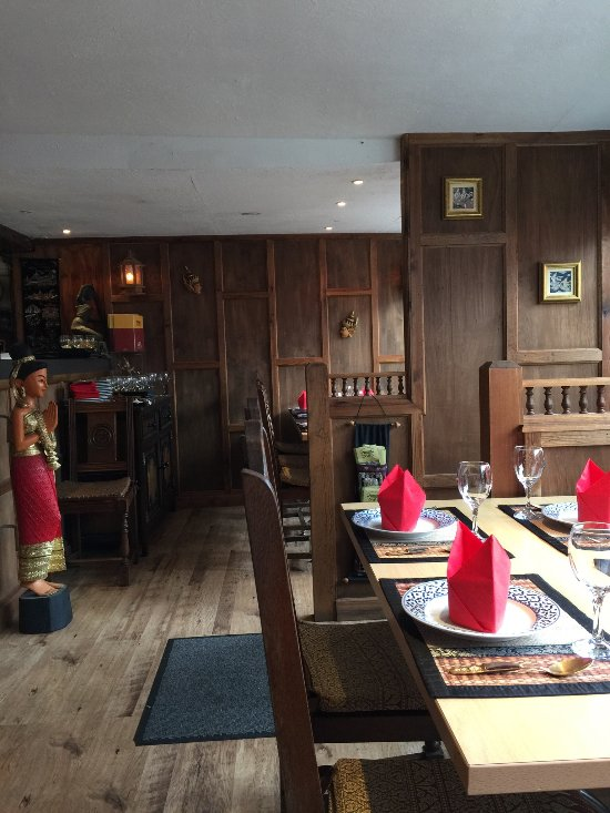Zabb Thai Restaurant Abingdon