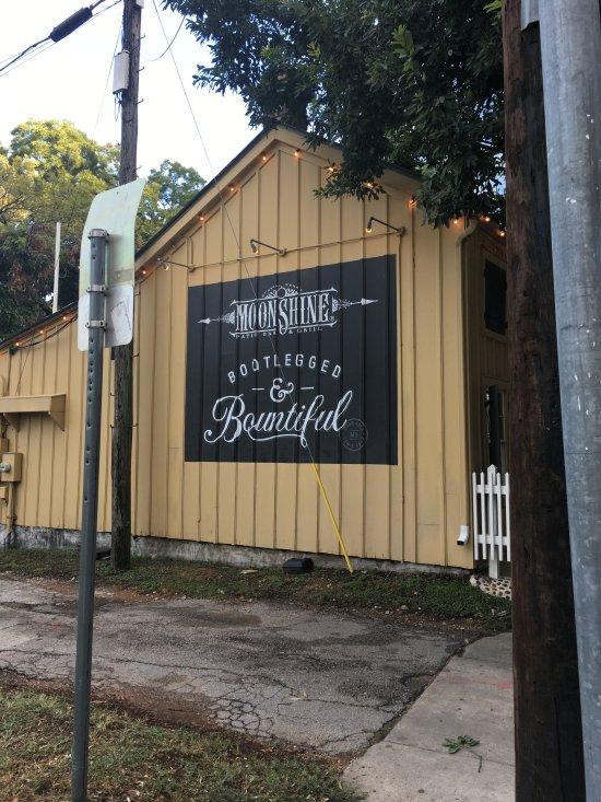 Beautiful Moonshine Patio Bar U0026 Grill, Austin   Downtown   Menu, Prices U0026 Restaurant  Reviews   TripAdvisor