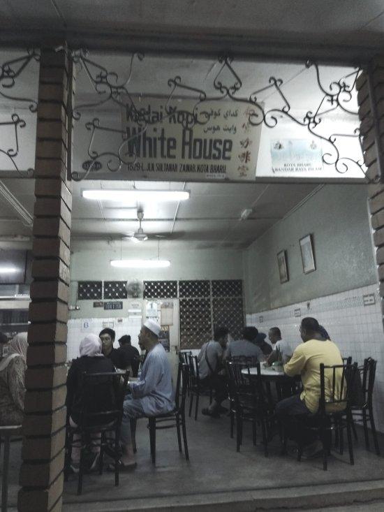 White house kota bharu ulasan restoran tripadvisor for J bathroom kota bharu