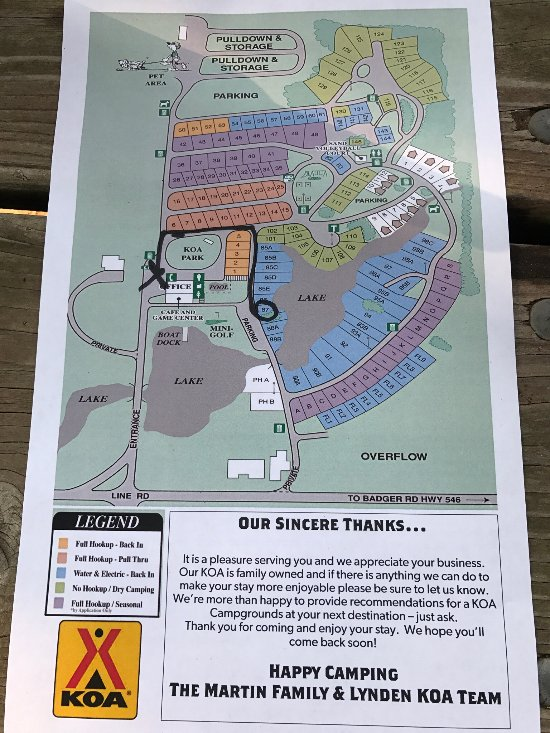Lynden Bellingham Koa Updated 2019 Campground Reviews Wa - Us-map-of-koa-campgrounds