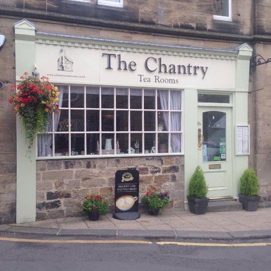 Chantry Tea Room Morpeth