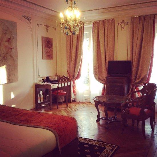 Hotel De Latour Maubourg Paris France