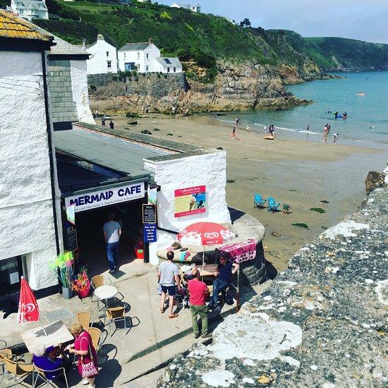 The Mermaid Beach Cafe Gorran Haven Menu Preise Restaurant Bewertungen Tripadvisor