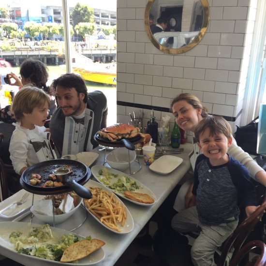 Crab house at pier 39 san francisco 203 c pier 39 for House 39 reviews
