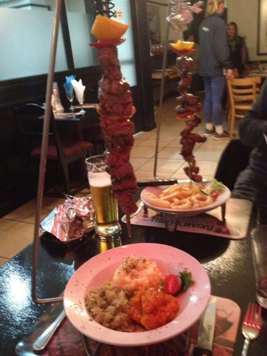 Brian S Grill And Family Restaurant Oudtshoorn